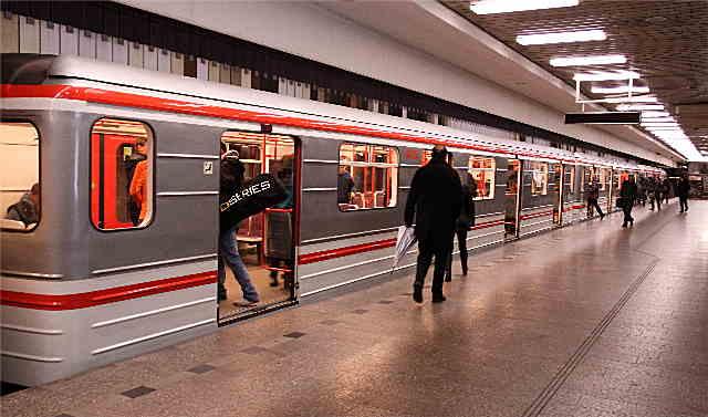 ブダペストに残る共産圏車両: Tr...